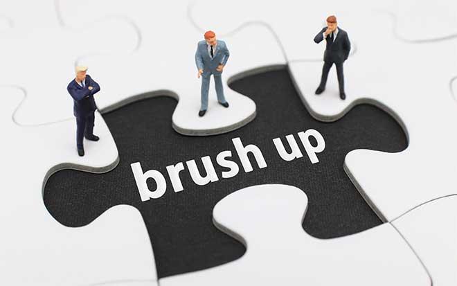 BrushUP